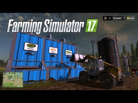Farming Simulator 17--Private World #3!--MIXING AND MODS?!
