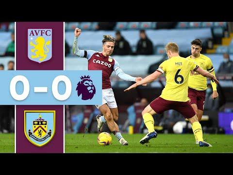 Aston Villa Burnley Goals And Highlights