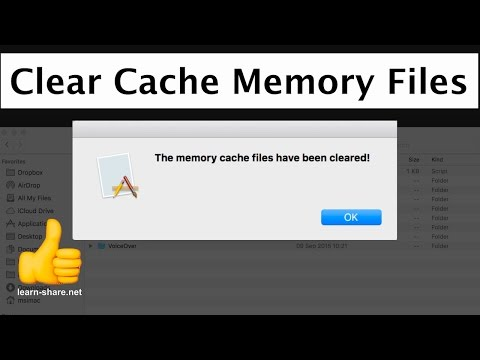 How to Clear Cache on Mac OS - Clear Memory Cache on Mac in 1-Click