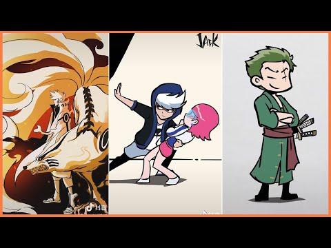 JACK - Chàng Họa Sĩ Triệu View Trên Tik Tok - Thánh Vẽ Truyện Là Fan Của Anime, Manga & Hoạt Hình