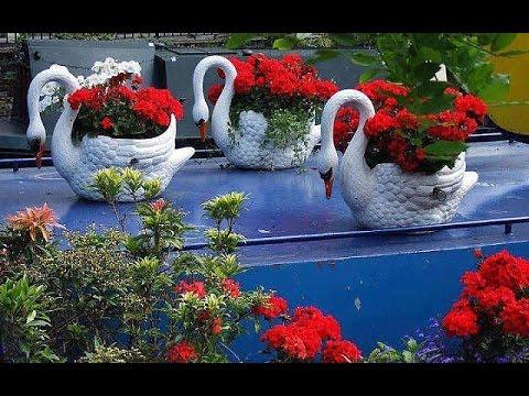 садовые фигуры фото