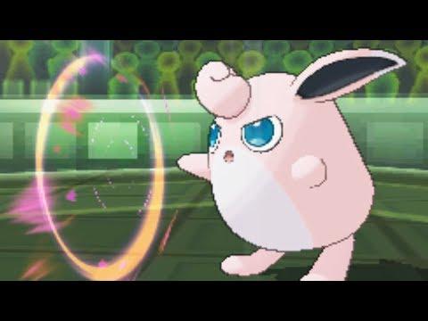 Angry Wiggly  Pokemon Ultra Sun & Moon Wifi Battle