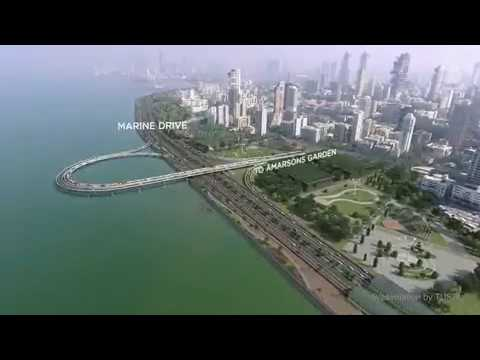 #Mumbai's Upcoming Coastal Road Project