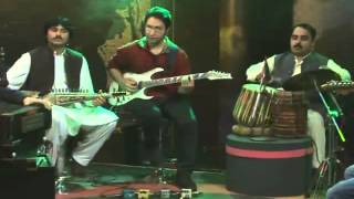 Rashid Khan New Attan Song 2015 - Bya Kade Baregi