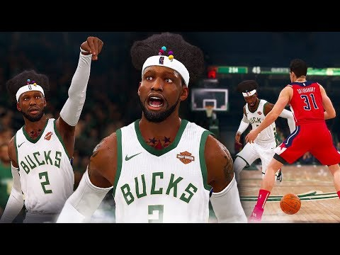 NBA Live 19 The One Career | THREE POINT GAWD BREAKS NBA RECORD FOR MOST THREES IN PLAYOFF GAME!