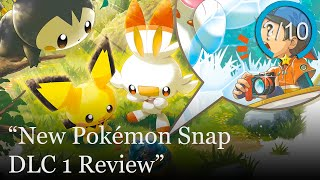New Pokemon Snap DLC 1 Review [Switch] (Video Game Video Review)