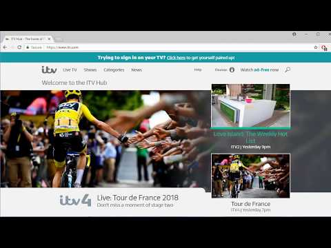 How to Watch ITV Hub Abroad in 2018 - YouTube