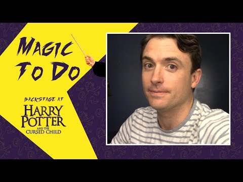 Episode 7: Magic To Do: HARRY POTTER AND THE CURSED CHILD With James Snyder