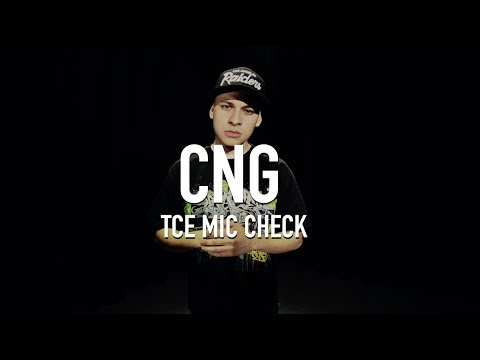 CNG - Untitled [ TCE Mic Check ]
