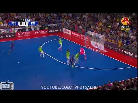 Melhores momentos Barcelona 6x1 Inter Movistar - FINAL Jogo 3 Liga Espanhola de Futsal (15/06/2017)