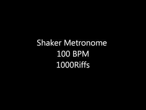 Shaker Metronome - 100 BPM