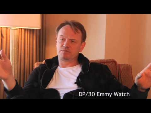 DP30: Benjamin Button, actor Jared Harris