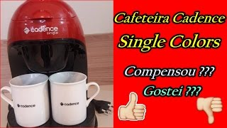 CAFETEIRA CADENCE SINGLE COLORS