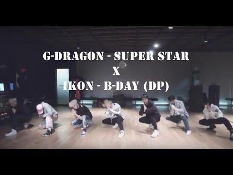 G-DRAGON - SUPER STAR // IKON DANCE PRACTICE VIDEO