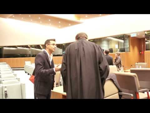 EU lawyer avoids interaction with Tamil activist at ECJ