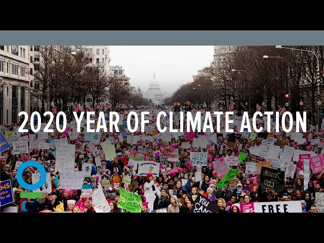 2020 | The Year Of Climate Action