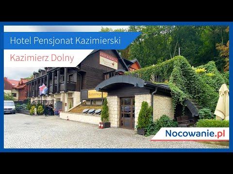 Hotel Pensjonat Kazimierski w Kazimierzu Dolnym - Nocowanie.pl