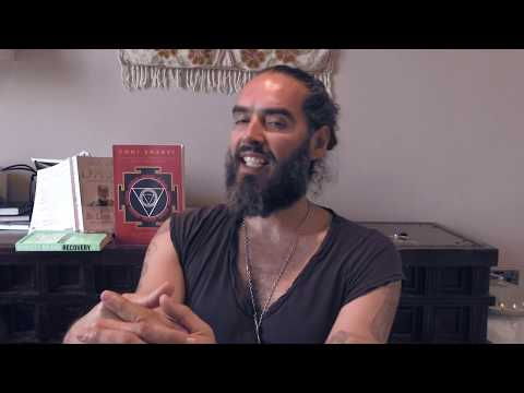 Russell Brand On The Power Of Gratitude
