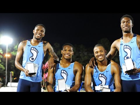 UNC Track and Field: Men