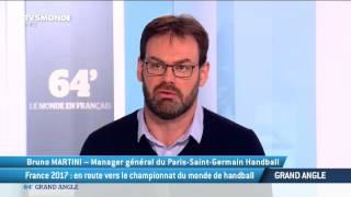 France 2017 : en route vers le championnat du monde de handball