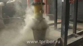 Помол цементного клинкера на ударной шаровой мельнице(, 2009-05-16T16:14:54.000Z)