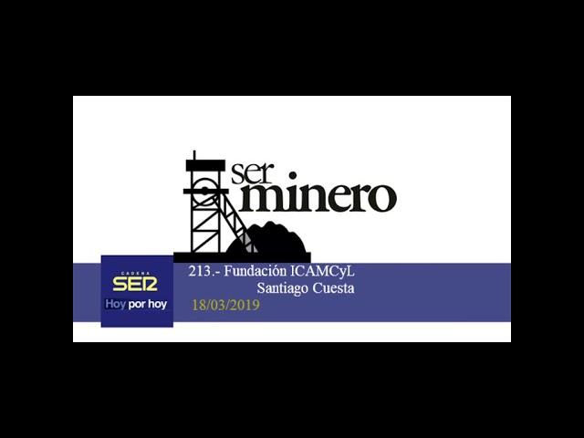 213.-  FUNDACIÓN ICAMCyL. SANTIAGO CUESTA. 18/03/2019