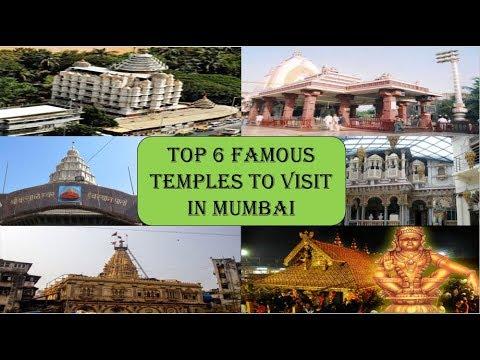 Famous Temple To Visit In Mumbai   Siddhivinayak, Mahalakshmi, Mumbadevi