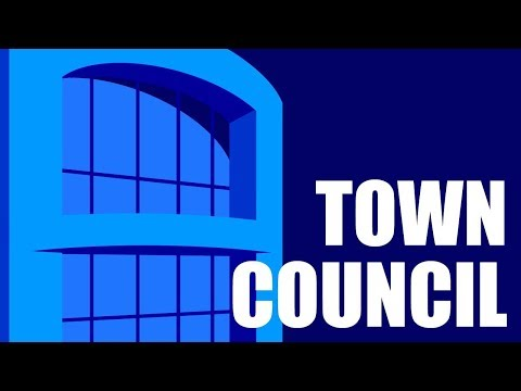Town Council Meeting of March 27, 2018