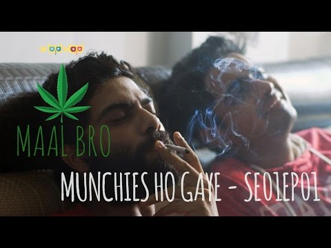 "Maal Bro | S01EP01 : ""Munchies ho gaye"" 