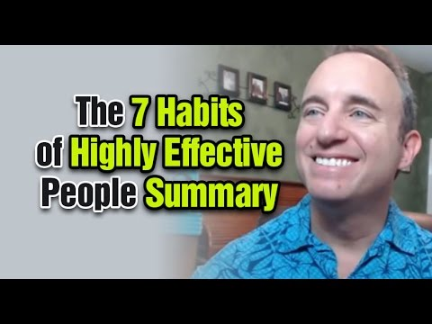 The 7 Habits Of Highly Effective People Summary AskNoahStJohn