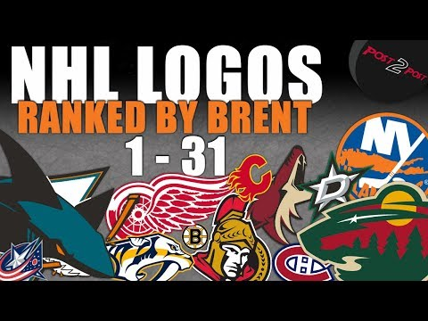 Brent Ranks the NHL Logos 1-31