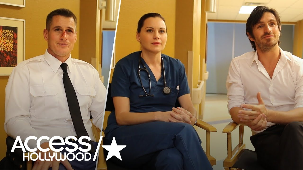 Download 'The Night Shift' Cast Talks Episode 7 Paying Tribute To Veterans