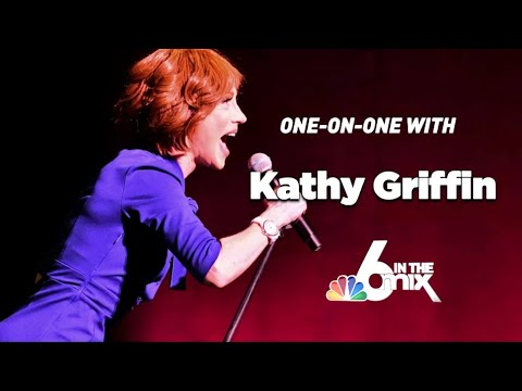 Kathy Griffin Talks Trump, Kanye, New World Tour & More | NBC 6 In The Mix