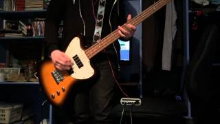 NOFX - Bath of Least Resistance Bass Cover