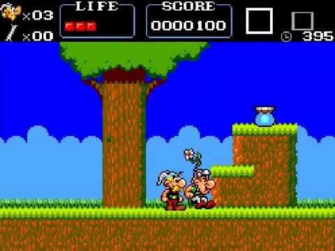 Jouez à Asterix sur Sega Master System grâce à nos Bartops Arcade et Consoles Retrogaming