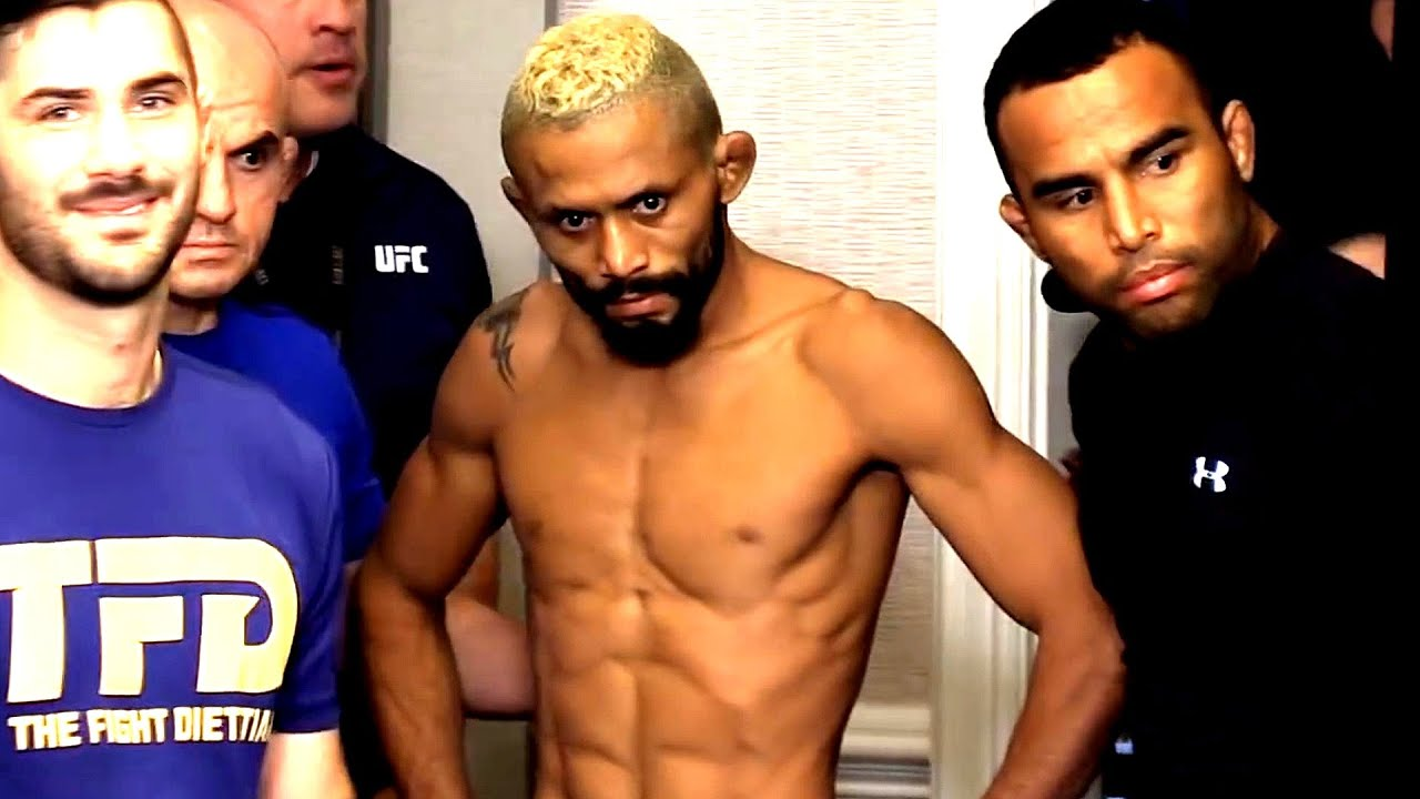 Equivalent to Cutting a WHOLE LEG!!! (Deiveson Figueiredo's Dangerous Weight Cut)
