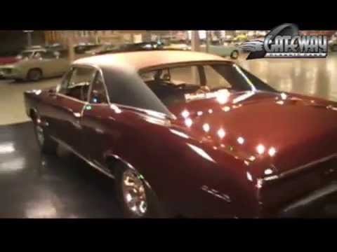 1966 Pontiac GTO with LS1 engine for sale at Gateway Classic Cars in IL