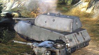 World of Tanks Maus - 20K Damage Blocked
