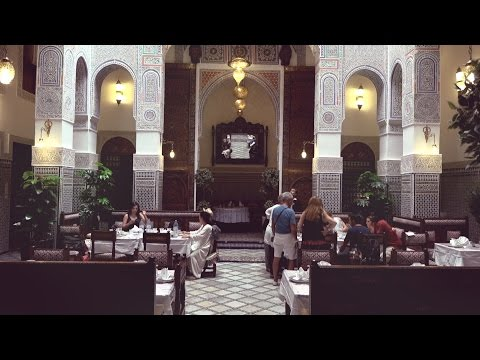 Restaurante Nejjarine de Fez · Viajar a Marruecos con 'Tour por Marruecos'