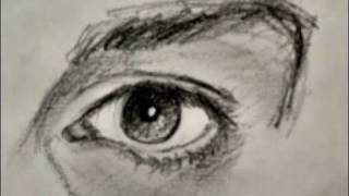 MASTER Drawing the Eye in 2 MINUTES