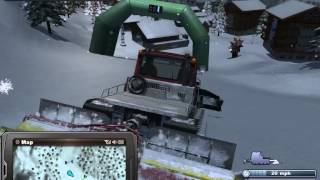 Ski Region Simulator 2012 Gameplay V2