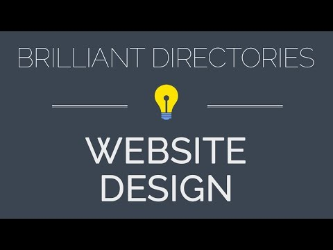 Customize Website Design - Brilliant Directories Quick Start Guide