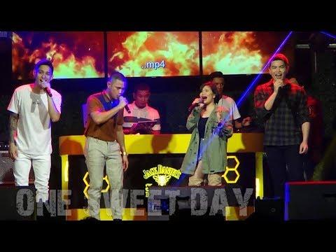 BUDAKHEL & KATRINA VELARDE - One Sweet Day (The Aura Club Cabanatuan City   November 1, 2018) HD720p