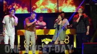 BUDAKHEL & KATRINA VELARDE - One Sweet Day (The Aura Club Cabanatuan City | November 1, 2018) HD720p