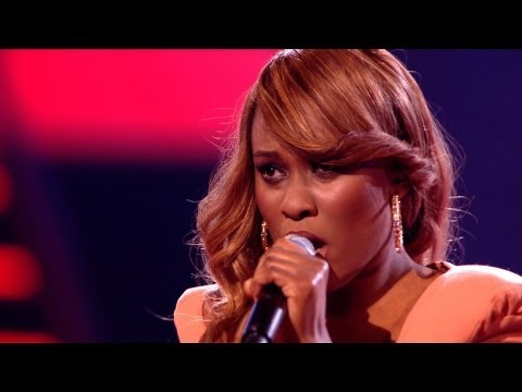 Joelle Moses: 'I'm Going Down' - The Voice UK - Live Shows 1 - BBC One
