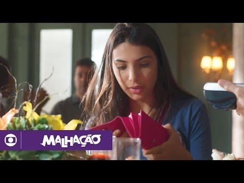 Malhação - Vidas Brasileiras: capítulo 14 da novela, quarta, 28 de março, na Globo
