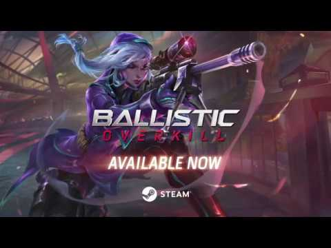 Ballistic Overkill Free Weekend Trial Available Now   Page 14 of 0