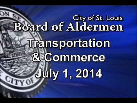 Transportation and Commerce Committee   07012014