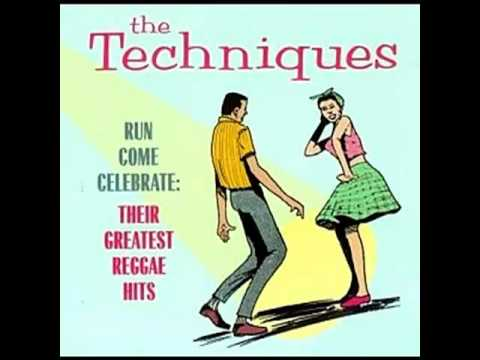 The Techniques - Love Is Not A Gamble