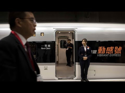 Reporter's Diary: HK high-speed rail, speedy connection to Chinese mainland